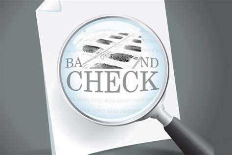 Background Check For Employers Fingerprint Vs Name Based Which Background Screening