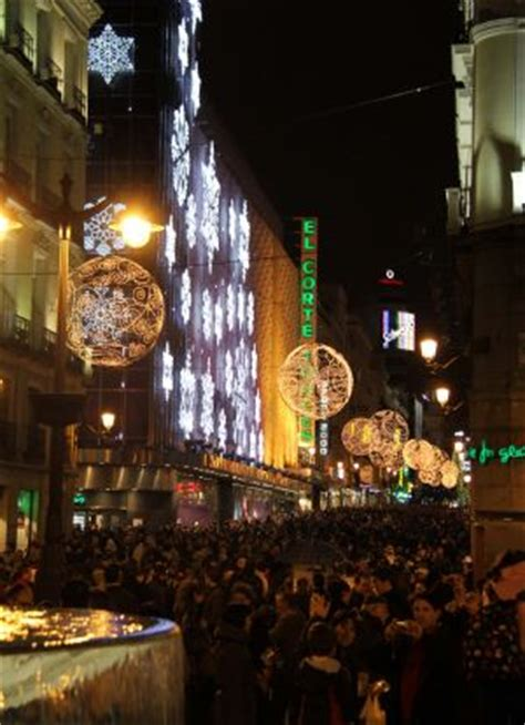 christmas decorations in spain decorations light up sky in spain lifestyle news sina