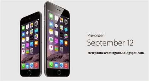 when is the iphone 8 coming out the newest iphone 6 official all you need to is here