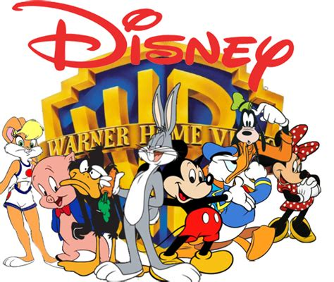 Warner Bros Vs Disney by Pawnkracker on DeviantArt