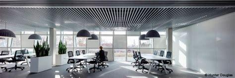 Un Plafond Suspendu En Aluminium Pour Habiller La Cpi