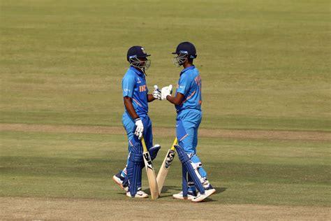 Live cricket score, live score updates of international, domestic and leagues matches. U19 CWC Final, India (IND) vs Bangladesh (BAN), LIVE ...