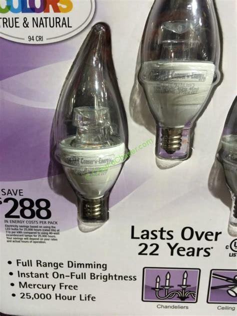 costco light bulbs costco 911482 led light bulbs chandelier 3pack spec1 jpg