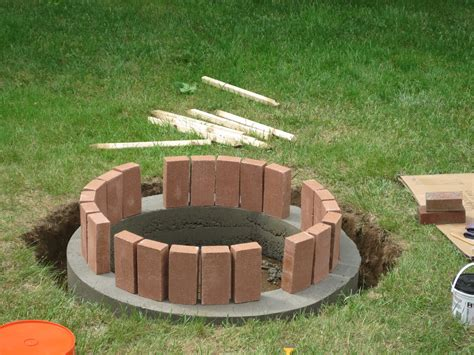 bricks for pit some brilliant brick pit ideas for your home