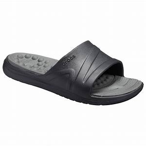 Crocs Reviva Slide Sandals Buy Online Bergfreunde Eu