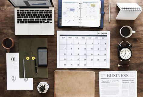 photo flat lay  business agenda