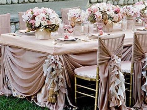 Beige Wedding Decor - wedding inspiration elissa arabia weddings