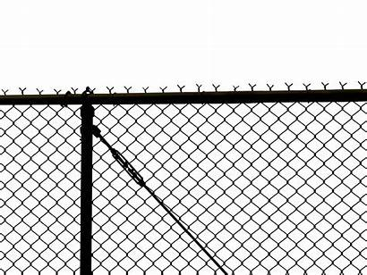 Fence Chain Link Fencing Security Transparent Wire