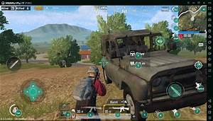Play PUBG Mobile On PC With Smart F Key MEmu Android