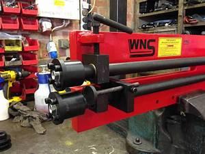 Wns Heavy Duty Manual Bead Roller 464mm  18 U2033  Throat X 1