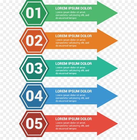chart infographic diagram information vector hand