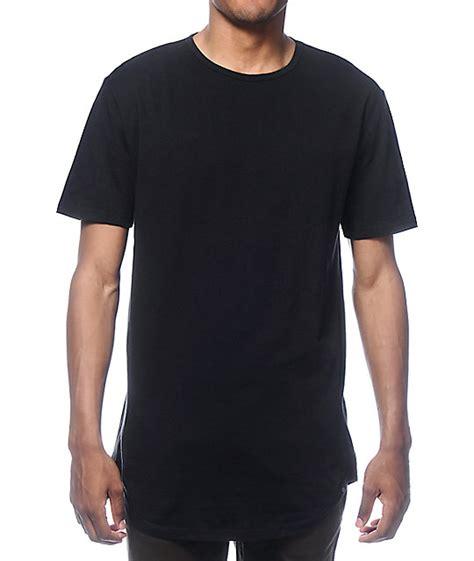 Kaos Papa By Suny Shop zine scoop black t shirt zumiez