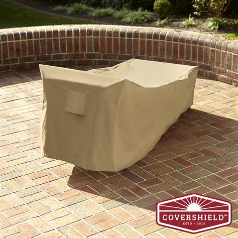covershield chaise cover deluxe outdoor living patio