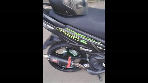 Mio Soul I 125 Exhaust Pipe