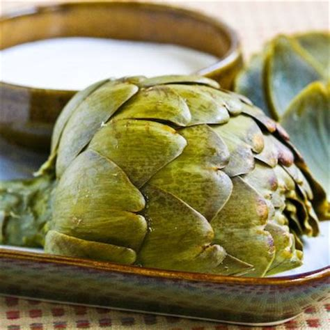 cooking artichokes how to cook artichokes in a pressure cooker kalyn s kitchen 174