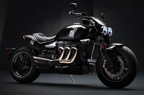 "2020 Triumph Rocket Tfc First Look ""worldbeating"