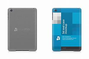 iPad Mini Tablet Cover Case Mockup ~ Product Mockups ...