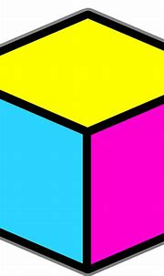 Free vector graphic: Cube, Objects, Boxes, Yellow, Pink ...