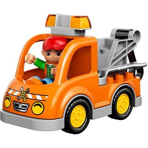 lego  tow truck lego sets duplo mojeklocki