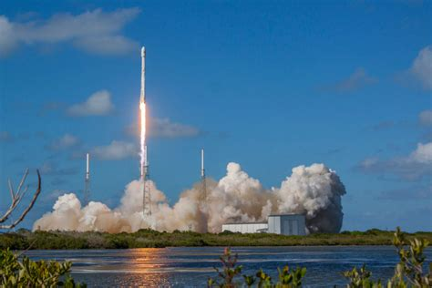 Rocket launches from California will be taxed by mileage