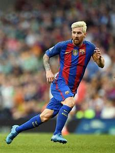 Messi, New hair and Hair style on Pinterest
