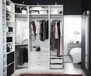 Offenes Schranksystem Ikea : begehbaren kleiderschrank offene regale ideen schlafzimmer ~ A.2002-acura-tl-radio.info Haus und Dekorationen