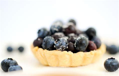 clemence cuisine recipe blueberry pie with meyer lemon custard kcrw