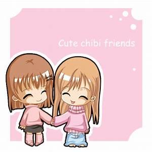 cute chibi friends by Arinna on DeviantArt