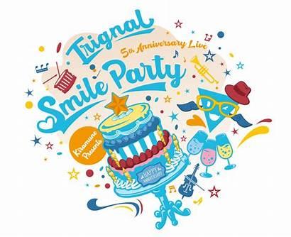 Kiramune Smile 5th Presents Anniversary Jp