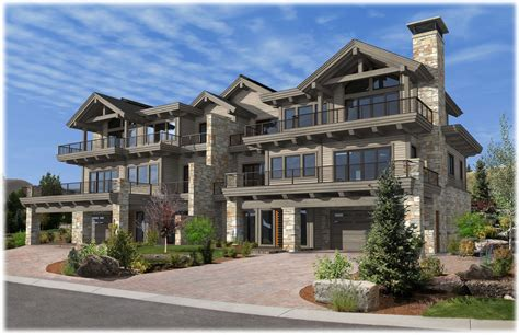 Town House : White Clouds Residences At Sun Valley