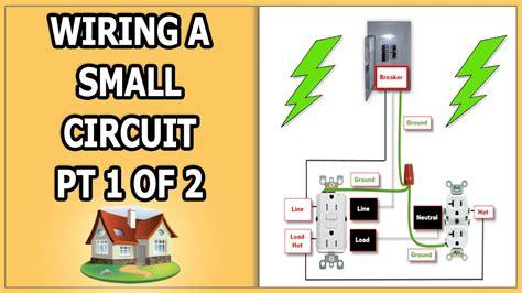 Wiring Small Garage Circuit Youtube