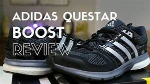 Adidas Questar Boost Review - July16 Favourites