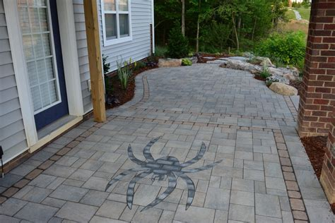 patio paver lights integral led lights douglassville