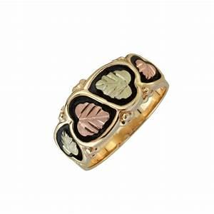black hills gold antiqued mens wedding ring With black hills wedding rings