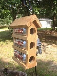 Awesome DIY Bird Houses for A Garden - Amazing DIY