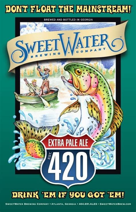 SweetWater Brewing - Shore Point Distributing Company, Inc.