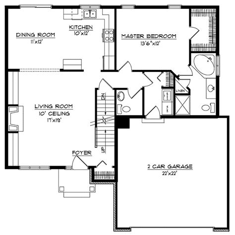 multi level home plans kardelle multi level home plan 051d 0141 house plans and