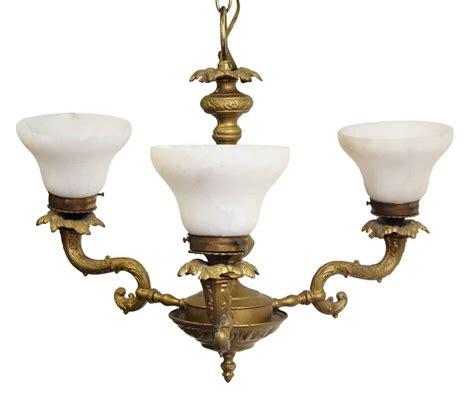 brass chandelier ornate heavy brass chandelier with alabaster shades olde