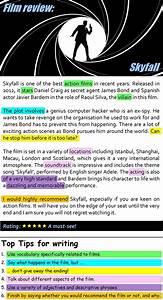Sample Movie Reviews Sample Movie Reviews For Esl Students Sample