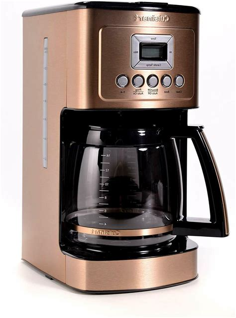 The best cuisinart coffee maker offers you the quality coffee throughout the whole day. Cuisinart 14-Cup Programmable Coffee Maker