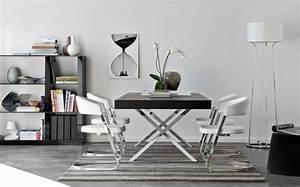 Tapis De Salle A Manger : 80 id es pour bien choisir la table manger design ~ Preciouscoupons.com Idées de Décoration