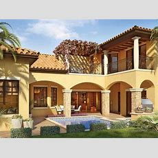 Mediterranean House Plans  Dhsw53146  House Building Plans