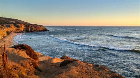Sunset Cliffs Ocean Beach San Diego