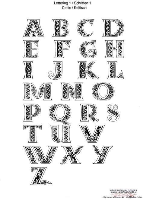 Image detail for -Celtic Letters ersheet1 | Celtic Letters | Home | Tattoo Designs | Celtic