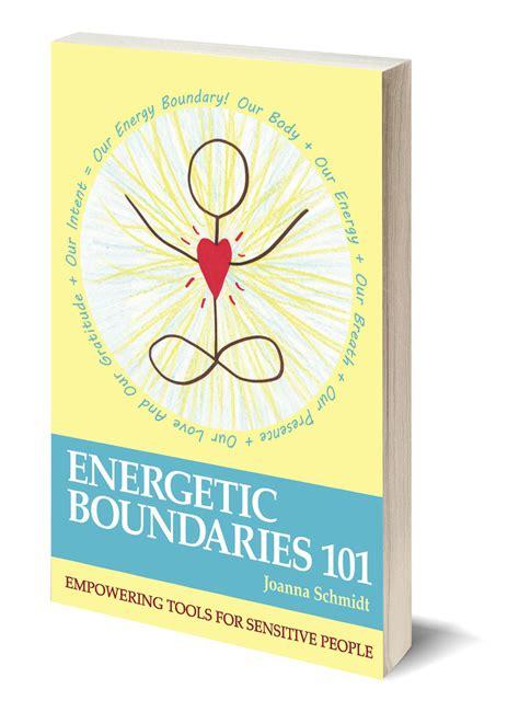 thin book template energetic boundaries 101shamanic healing practitioner of