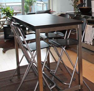 Ikea Tisch Utby by Ikea Utby Bar Table With 4 Franklin Chairs K 252 Che In