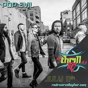 POP EVIL | Red River Valley Fair
