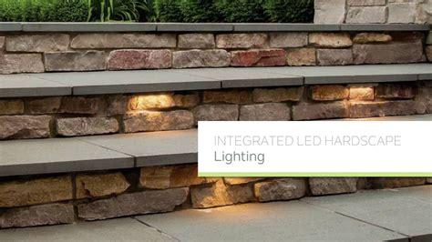 led hardscape lighting youtube