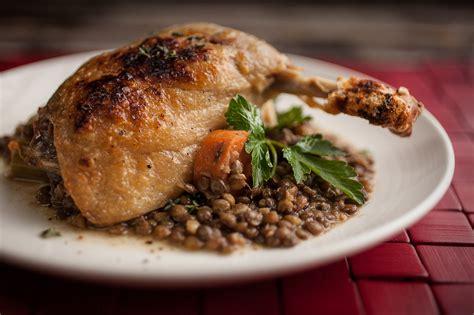 cuisiner confit de canard confit de canard signé m
