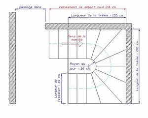 Calcul Escalier Quart Tournant : escalier colima on calcul ei05 montrealeast ~ Dailycaller-alerts.com Idées de Décoration